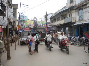 India op straat 2
