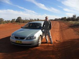 u dirt road