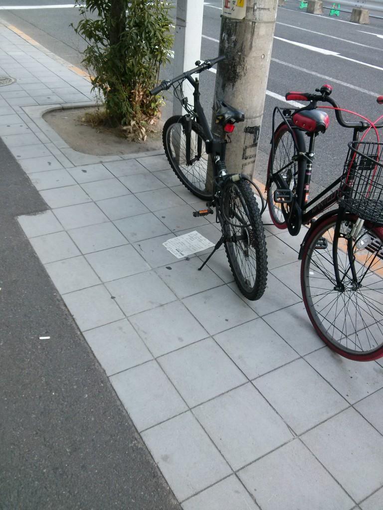 Een simpel te stelen fiets met cijferslot